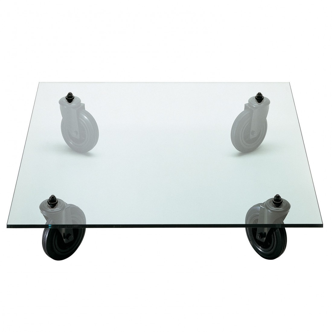 Table Con ruote - FONTANA ARTE
