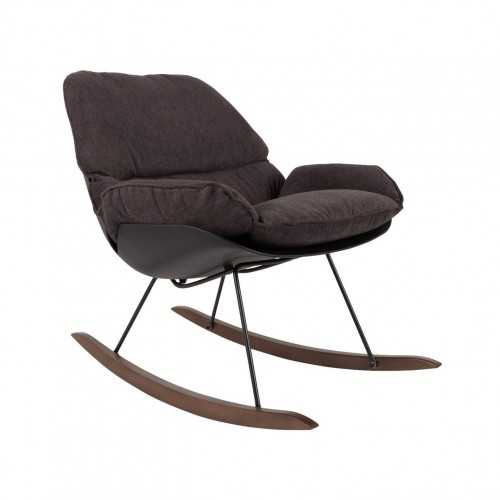 Rocking Chair Rocky Foncé
